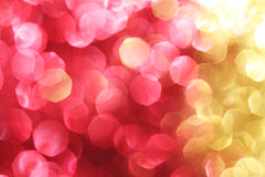 Red and gold sparkle background Royalty Free Stock Photo