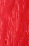 Red gouache background Royalty Free Stock Photo