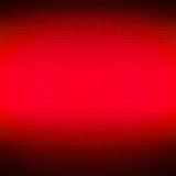 Red gradient abstract background with small table  Royalty Free Stock Photo