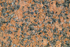Red granite Stock Photo
