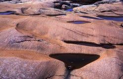 Red granite Royalty Free Stock Photo