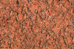 Red granite Royalty Free Stock Image