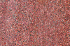 Red granite pattern Stock Photos