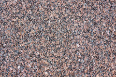 Red granite plate Royalty Free Stock Image