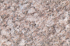 Red granite stone seamless background texture. Natural photo Royalty Free Stock Images