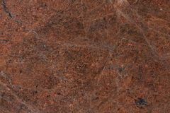 Red granite texture background floor decorative stone interior s Royalty Free Stock Photography