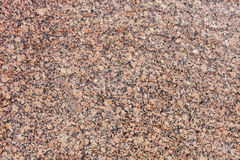 Red granite texture Stock Photography
