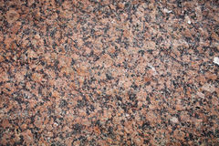 Red granite texture Stock Images