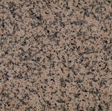 Red granite texture stock image
