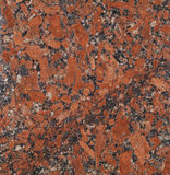 Red granite texture royalty free stock photos