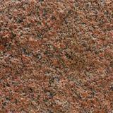 Red granite textured Stock Image