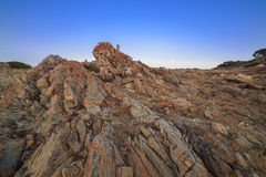 Red granite Royalty Free Stock Photo
