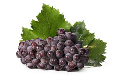 Red grape Stock Images