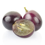 Red grape berries Royalty Free Stock Photo