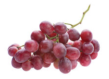 Red grape bunch Royalty Free Stock Photo
