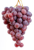 Red grape cluster. Stock Photos