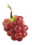 Red grape. Is diet food and salad Royalty Free Stock Photos