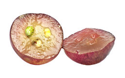 red grape fruit Royalty Free Stock Photo