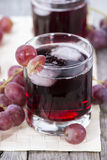 Red Grape Juice Royalty Free Stock Images