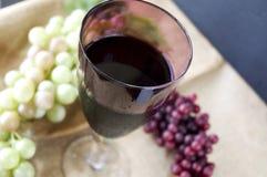 Red grape juice Royalty Free Stock Photo