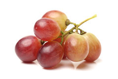 Red grape Stock Image