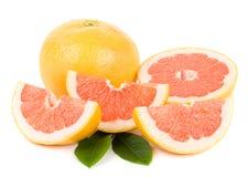 Red Grapefruit Stock Image