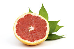 Red grapefruit Royalty Free Stock Image