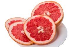 Red Grapefruit Stock Photos