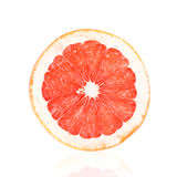 Red Grapefruit Portion Royalty Free Stock Images