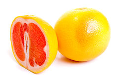 Red grapefruits Royalty Free Stock Photography