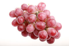Red grapes Royalty Free Stock Image