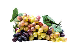 Red grapes Royalty Free Stock Photos