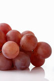 Red Grapes heap Stock Images