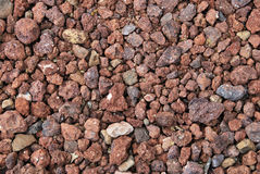 Free Red Gravel Royalty Free Stock Image - 19496336