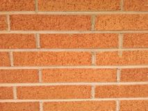 Red and Gray brick texture Stock Images