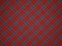 Red-gray cloth pattern Royalty Free Stock Photos