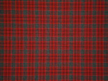 Red-gray cloth pattern Stock Photo