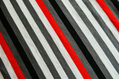 Red, Gray, White and Black Striped Background Royalty Free Stock Image