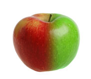 Red and green apple Stock Photography
