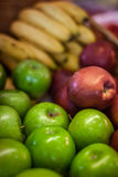 Red and green apples Royalty Free Stock Images