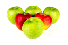 Red and Green Apples - 07 Stock Photos