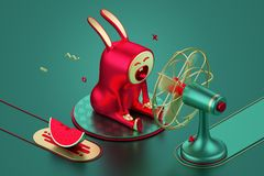 Red, Green, Art, Illustration stock photos