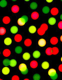 Red and Green Dots on Black wallpaper royalty free stock photography
