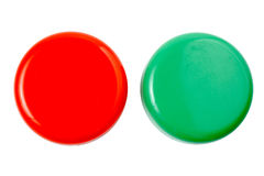 Red-Green Royalty Free Stock Photo