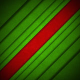 Red and Green Velvet Abstract Background Stock Photos