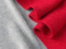 Red and grey Royalty Free Stock Photography