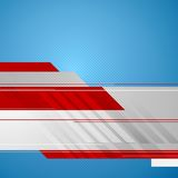 Red and grey technology design Royalty Free Stock Images