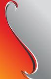 Red-grey vertical background. Royalty Free Stock Image