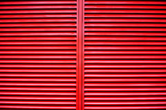 Red grid royalty free stock photography