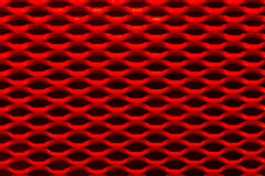 Red grid Stock Photo